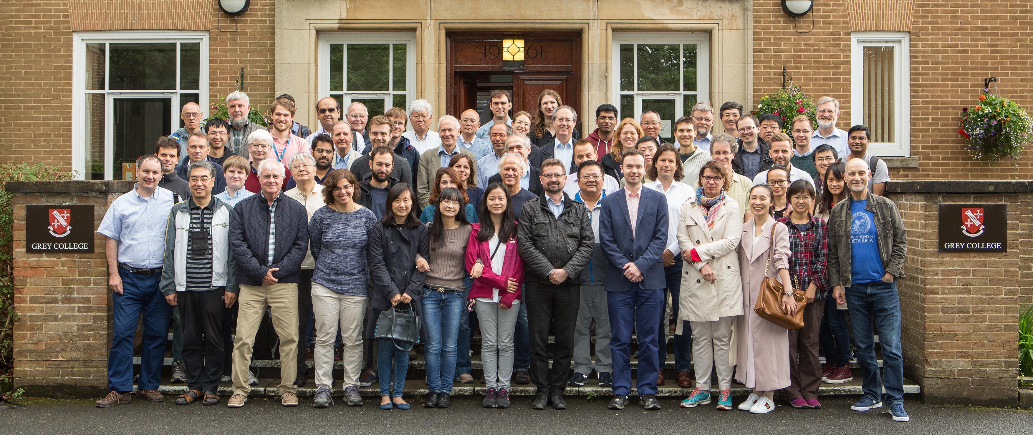 LMS-EPSRC Durham Symposia